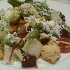 Photo taken at Wolfgang Puck Grille by The Hungry Dudes on 9/29/2011