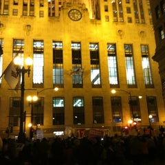 Photo taken at #OccupyChicago by Matt A. on 11/18/2011