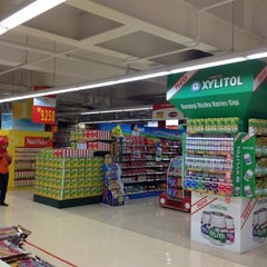 Photo taken at LotteMart by Patricia A. on 7/7/2012