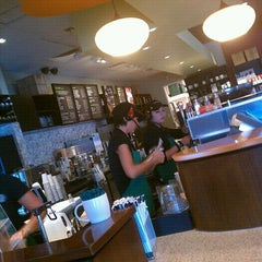 Photo taken at Starbucks by Christie H. on 10/28/2011