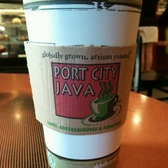 Photo taken at Port City Java by Donna B. on 5/28/2012
