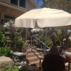 Photo taken at Stone House Cafe by Molly M. on 6/24/2012