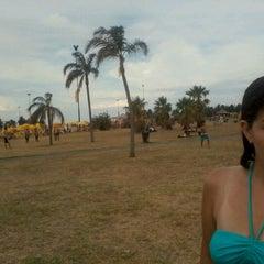 Photo taken at Parque de los Niños by Juan L. on 1/21/2012