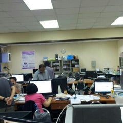 Photo taken at Department of Electrical Engineering, Chiang Mai University by Robo S. on 6/29/2012