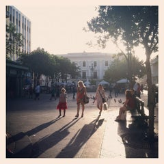 Photo taken at Plaza De Armas by Leilany L. on 3/3/2012
