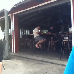 Photo taken at Hideaway Bar, Barbers Point Coast Guard Base by Michael O. on 6/16/2012