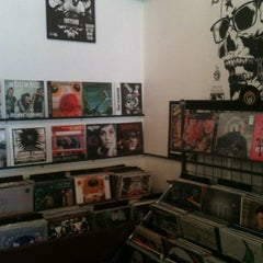 Photo taken at Rush-Mor Records by Matt D. on 3/18/2012
