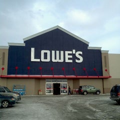 Photo taken at Lowe's by Jeremiah B. on 2/11/2012