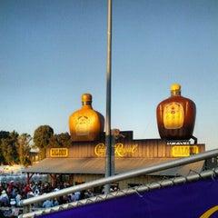 Photo taken at California Rodeo Salinas by Matt D. on 7/21/2012