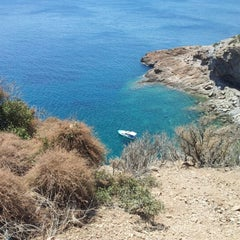 Photo taken at Ακρωτήρι Σουνίου (Cape Sounion) by Andreas A. on 7/29/2012