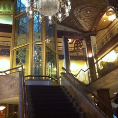 Photo taken at The Providence Biltmore Hotel by Everett G. on 6/25/2012