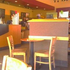 Photo taken at Starbucks by Calvin P. on 7/20/2012