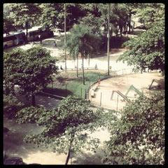 Foto tirada no(a) Praça General Osório por Hugo T. em 8/6/2012