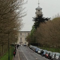 Photo taken at Trent Building by Eileen O. on 5/1/2012