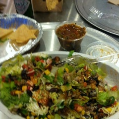 Photo taken at Chipotle Mexican Grill by John C. on 3/27/2012