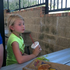 Photo taken at SONIC Drive In by Erin on 6/9/2012