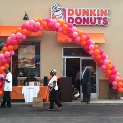 Photo taken at Dunkin Donuts by Brittany H. on 8/8/2012