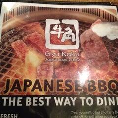Photo taken at Gyu-Kaku Japanese BBQ by Joey S. on 5/5/2012