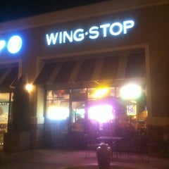Photo taken at Wingstop by Aimee F. on 2/27/2012