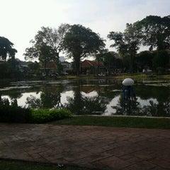 Photo taken at Taman Situ Lembang by Cholies C. on 7/15/2012