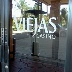 Photo taken at Viejas Casino and Resort by Rita M. on 8/19/2012