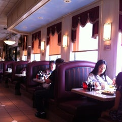 Photo taken at Edison Diner by Amira B. on 6/19/2012