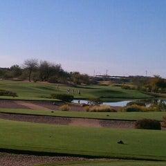 Photo taken at TPC Scottsdale by Justin S. on 3/24/2012