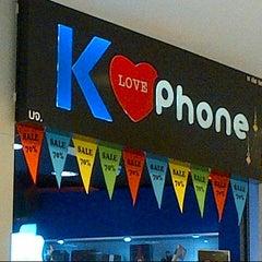Photo taken at K phone by wattana t. on 8/15/2012
