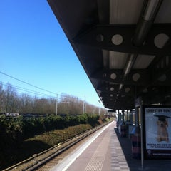 Photo taken at Metrostation Postjesweg by Roy O. on 3/11/2012