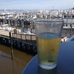 Photo taken at On The Deck by Jon S. on 8/18/2012