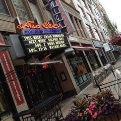Photo taken at Hilarities 4th Street Theatre by Scott W. on 7/20/2012