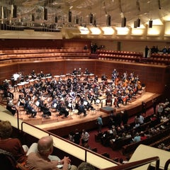 Photo taken at Louise M. Davies Symphony Hall by Thomas D. on 8/5/2012