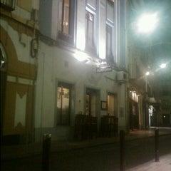 Photo taken at Taberna La Montillana by Francisco Javier C. on 8/10/2012