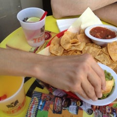 Photo taken at Cabo Cantina by Owen A. on 3/4/2012