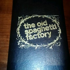 Photo taken at The Old Spaghetti Factory - St. Louis by Lottie P. on 7/18/2012