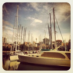 Photo taken at CYC - Cruising Yacht Club of Australia by Nick H. on 6/1/2012