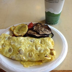 Photo taken at Mozzo Deli by Mark M. on 3/24/2012