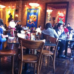 Photo taken at El Corral Gourmet by Edwin L. on 4/21/2012