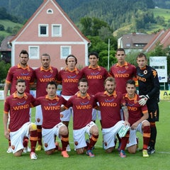 Photo taken at Liezen by As Roma on 8/12/2012