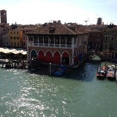 Photo taken at Ca' Sagredo Hotel Venice by Dimitri T. on 3/10/2012