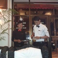 Photo taken at Bougainvillier Hotel by Soze K. on 5/22/2012