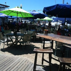 Photo taken at Sand Bar & Grille by WhatsUpMartha on 6/30/2012