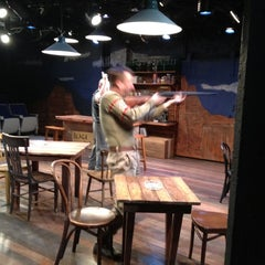 Photo taken at Strawdog Theatre Company by James J. on 2/23/2012