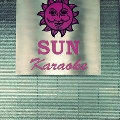 Photo taken at SUN KARAOKE by Syafiny B. on 12/23/2011