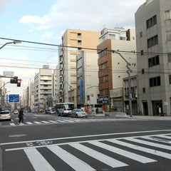 Photo taken at 二長町 交差点 by nama e. on 4/1/2012