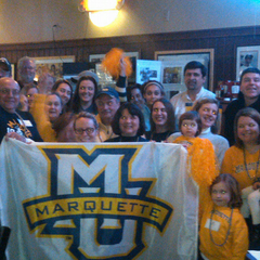 Photo taken at Chicago Sam's by @MarquetteU on 1/17/2012