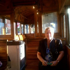 Photo taken at Court Trolley Station by Ernie on 9/8/2011