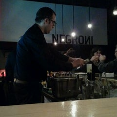 Photo taken at Negroni by Àlex D. on 1/27/2012