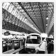 Photo taken at Jurong East MRT Interchange (NS1/EW24) by Gerald H. on 8/30/2012