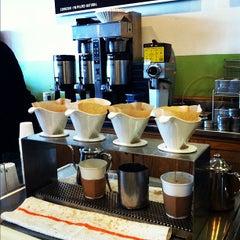 Photo taken at Peregrine Espresso by Matt G. on 11/25/2011